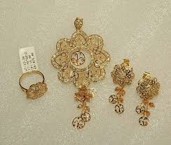 saudi arabia gold earrings jewellery designs and collections from saudi arabia 小 set