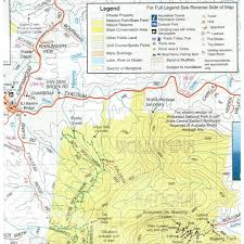 Montana State Map Haymans Byron Bay Wollumbin Mt Warning Ballina Adventure Map
