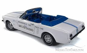 mustang of indianapolis 1964 1 2 ford mustang convertible indianapolis 500 pace car white