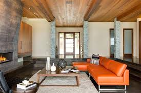 wood ceiling designs living room Ceiling Design Ideas For Living Room