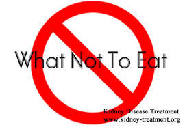 what foods to avoid for patients who have lupus nephritis kidney