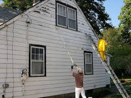 Exterior House Painting Preparation - professional exterior painting contractor nyc jp interiors