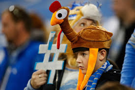 thanksgiving football why do the lions and cowboys always play