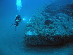 may 2015 sea history