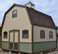 Two Barns House Cedar Built Buildings Two Story Barn