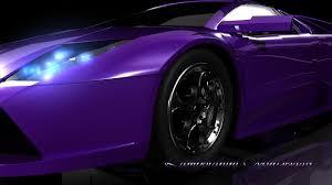 Lamborghini Murcielago Purple - 2012 lamborghini murcielago front close up by grahamwise on deviantart