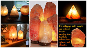 Himalayan Salt Lamp 10 Reasons Why You Should Have Himalayan Salt Lamp At Your Home