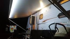 Led Lights For Rv Awning Retrofit Awning Led Light Strip Rv Service Centre Toowoomba