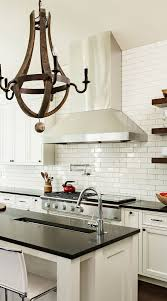 kitchen design white cabinets black appliances 50 black countertop backsplash ideas tile designs tips
