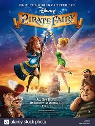 zarina u0026 tinker bell poster pirate fairy tinker bell