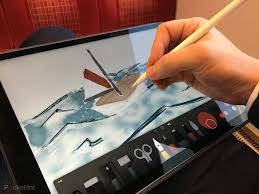 apple ipad pro 12 9 review back to the drawing board pocket lint