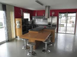 plan de cuisine avec ilot central charmant cuisine équipée avec ilot central avec plan de cuisine