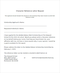 character letter for court template sample character reference