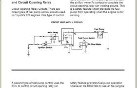 1985 toyota 4runner fuel pump won u0027t run electrical problem 1985