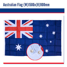 Aussie Flag 6 2m Australian Flag Pole Kit Aussie Flag Pulley System Aluminium