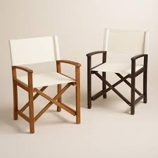 Cost Plus Outdoor Furniture Santiago Club Chair Frame And Canvas World Market