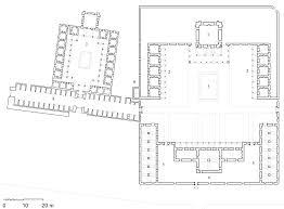 takiyya al sulaymaniyya floor plan of complex showing 1 mosque