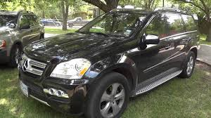 2010 mercedes benz gl450 review youtube