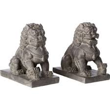 pictures of foo dogs foo dog statues wayfair