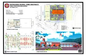 Fire Station Floor Plans Estacada Fire District Voters Face 5 6 Million Bond Measure