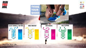 design your shoes design your health run for your