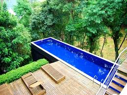 Swimming Pool Design For Small Spaces by Decoration Knockout Lap Pool Dimensions Swimming Design Endless