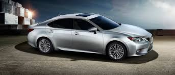 lexus vehicle models lexus encourages consumers to look at its all 2013 es