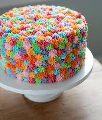 Cake Icing Design Ideas 8 Best Birthday Cakes Images On Pinterest Birthday Party Ideas