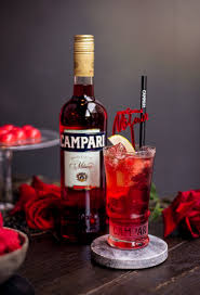 Campari Is Painting The Town Red For The Months Of July And August