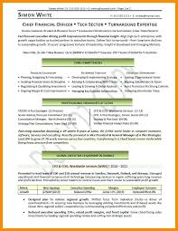 cfo resume exles awesome cfo resume sles photos exle resume ideas