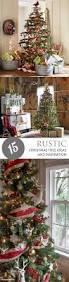 best 25 rustic christmas trees ideas on pinterest rustic