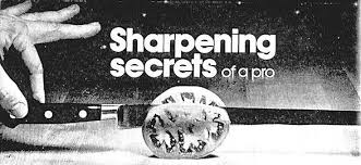 best way to sharpen kitchen knives sharpening secrets of a pro