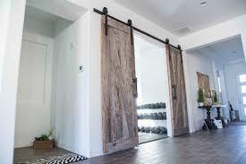 Distressed Barn Door doors porter barn wood
