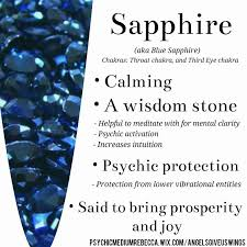 Meaning Of Opulence Best 25 Sapphire Meaning Ideas On Pinterest List Of Birthstones