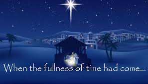 Christian Christmas Memes - when the fullness of time had come our franciscan fiat