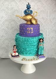 25 princess jasmine cake ideas jasmine