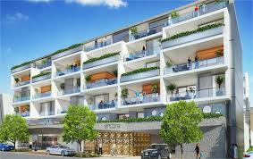 Amazing Apartment Exterior Design HD Wallpaper  Alanya Homes - Apartment complex designs