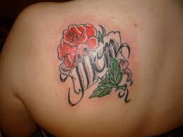 18 mom tattoos on shoulder