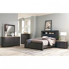 shop bedroom packages value city furniture intended for black