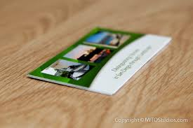 Landscape Business Cards Design Business Cards For Happy Roots Landscaping Mito Studios Mito Studios
