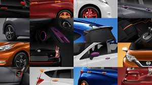 2017 Design Colors 2017 Nissan Versa Note Hatchback Nissan Usa