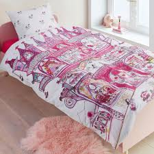 Princess Duvet Cover Fairy Palace Quilt Cover Set Fairy Bedding Princess Bedding