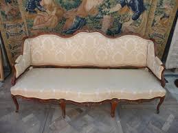 regence canape antiques