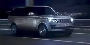 range rover png 2018 range rover revealed in video leak photos 1 of 6