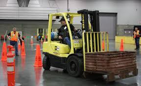 forklift boiler making mobile crane excavator dump truck training