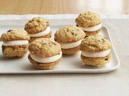 carrot cake sandwich cookies recipe food network kitchen food