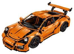 gold porsche gt3 lego unveils the stunning 42056 technic porsche 911 gt3 rs