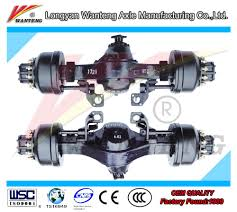 chain drive rear axle for agricultural trailer buy rear axle