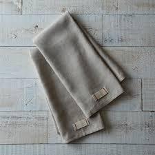 heirloomed linen tea towels set 2 on food52