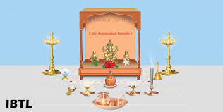 Temple Room Designs - arrangement of deities in temple room and queries about aarti